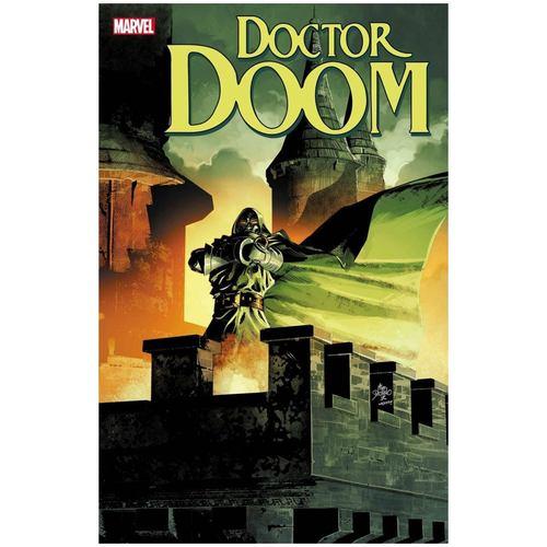 DOCTOR DOOM #1 - DEODATO VAR