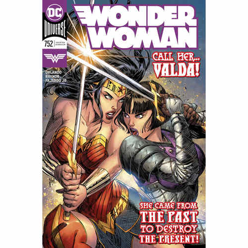 WONDER WOMAN 752