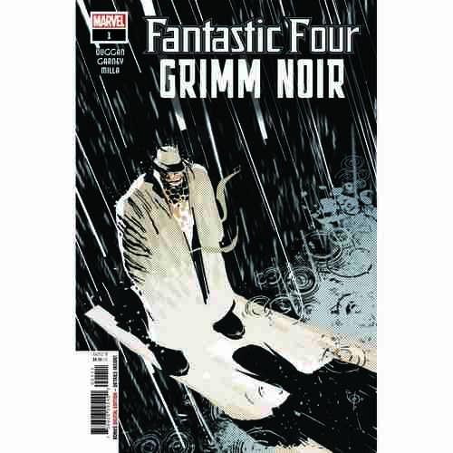 FANTASTIC FOUR GRIMM NOIR 1