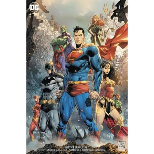 JUSTICE LEAGUE 38 VAR ED