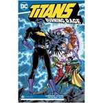 TITANS BURNING RAGE 6 OF 7