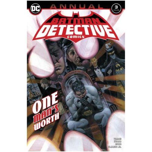 DETECTIVE COMICS ANNUAL 3