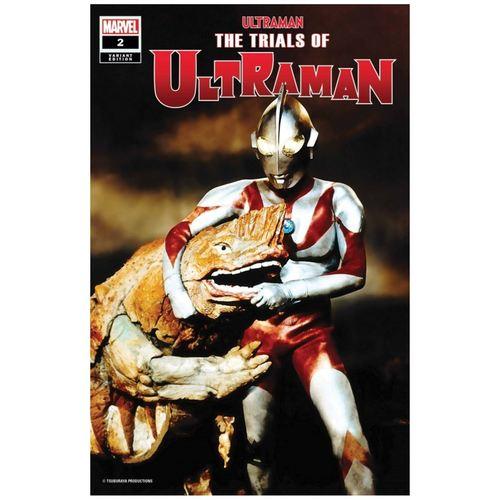 Ultraman The Trials of Ultraman 2 110 TV Variant