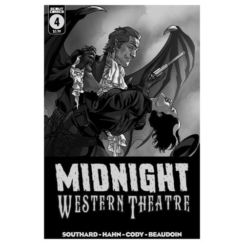 MIDNIGHT WESTERN THEATRE #4 (OF 5)