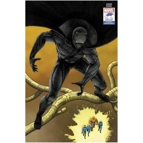 BLACK PANTHER #25 CABAL STORMBREAKERS VAR
