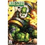 MAESTRO #1 (OF 5) GAME VAR