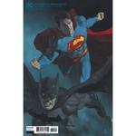 BATMAN SUPERMAN #10 CVR B RICCARDO FEDERICI CARD STOCK VAR