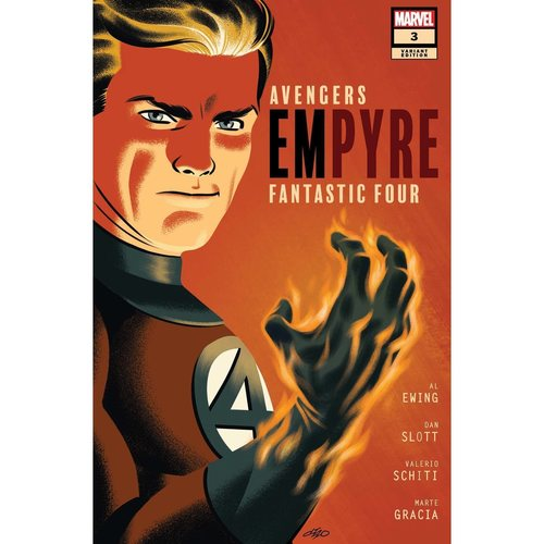 EMPYRE #3 (OF 6) MICHAEL CHO FF VAR