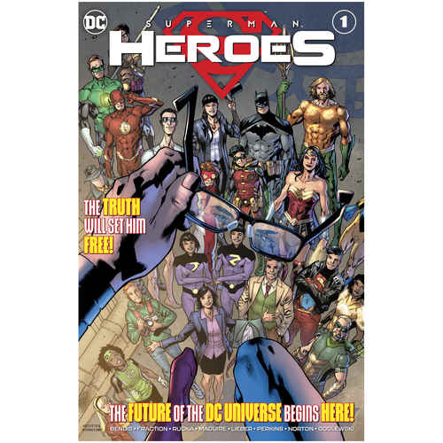 SUPERMAN HEROES 1