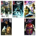 SON OF M #1 - #5 (INCOMPLETE SET)