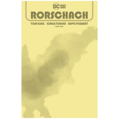 RORSCHACH #1 (OF 12) CVR C BLANK VAR (MR)