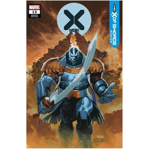 X-MEN #13 ASRAR VAR XOS