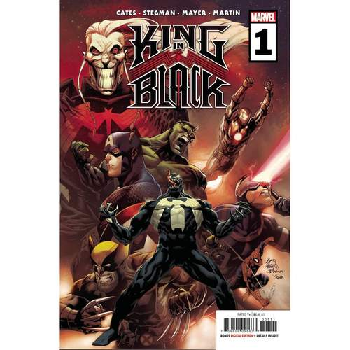 KING IN BLACK #1 (OF 5)