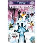 TEEN TITANS ENDLESS WINTER SPECIAL #1 (ONE SHOT) CVR A BERNARD CHANG (ENDLESS WINTER)