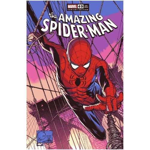 AMAZING SPIDER-MAN #49 1:50 QUESADA VARIANT