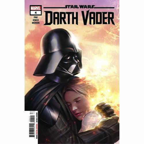 STAR WARS DARTH VADER #4