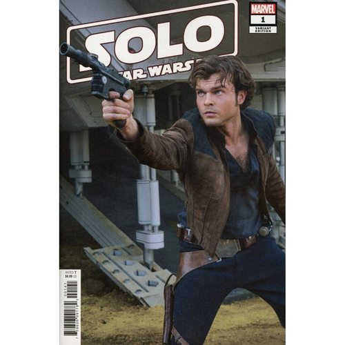 STAR WARS: SOLO ADAPTATION #1 - MOVIE VAR