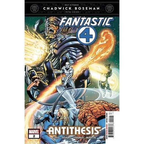 FANTASTIC FOUR ANTITHESIS 2 OF 4
