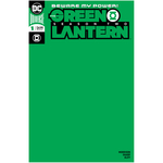 GREEN LANTERN SEASON 2 1 OF 12 GREEN BLANK VAR ED