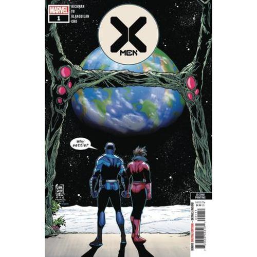 X-MEN 1 2ND PTG CAMUNCOLI VAR DX