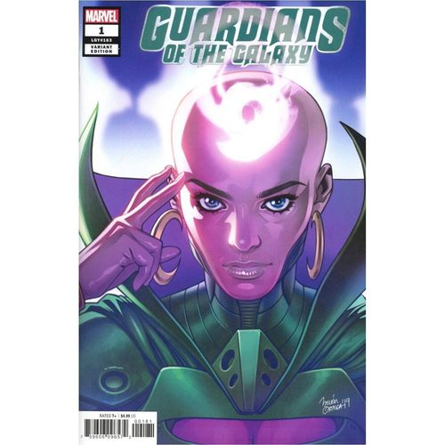 GUARDIANS OF THE GALAXY #1 - ORTEGA VAR