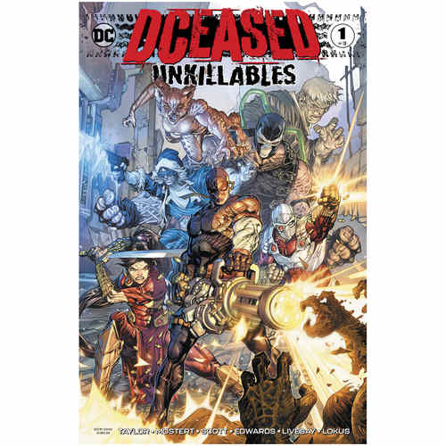 DCEASED UNKILLABLES #1 (OF 3)