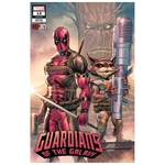 GUARDIANS OF THE GALAXY 13 LIEFELD DEADPOOL 30TH VAR