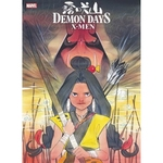 DEMON DAYS X-MEN #1 2ND PTG MOMOKO VAR