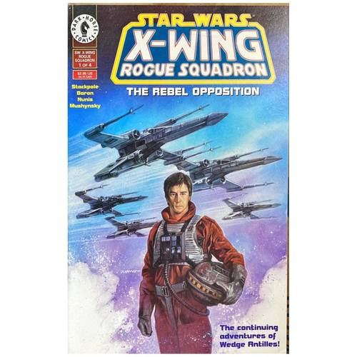STAR WARS X-WING ROGUE SQUADRON #1