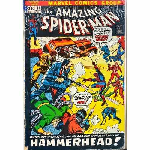 AMAZING SPIDER-MAN #114