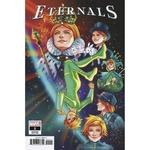 ETERNALS #1 1:25 BARTEL VARIANT