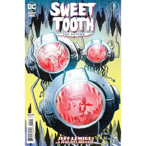 SWEET TOOTH THE RETURN #5 (OF 6)(MR)