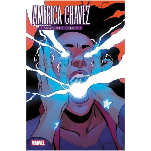 AMERICA CHAVEZ MADE IN USA #3 (OF 5)