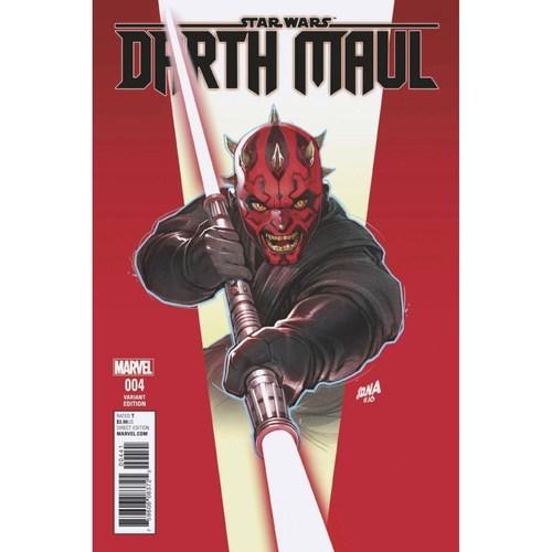 STAR WARS: DARTH MAUL #4 - DAVID NAKAYAMA