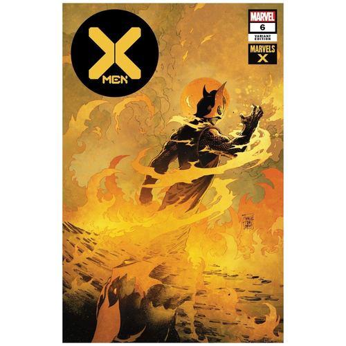 X-MEN 6 TAN MARVELS X VAR DX