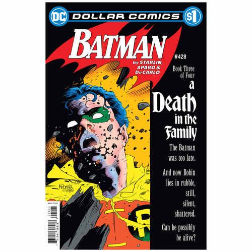 DOLLAR COMICS BATMAN 428