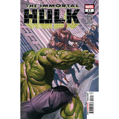 IMMORTAL HULK 27