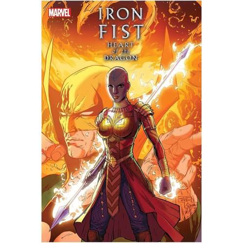 IRON FIST HEART OF DRAGON #6 (OF 6)