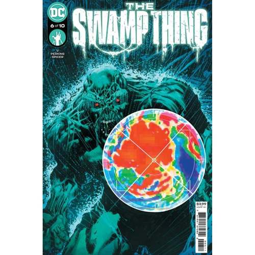 SWAMP THING #6 (OF 10) CVR A MIKE PERKINS