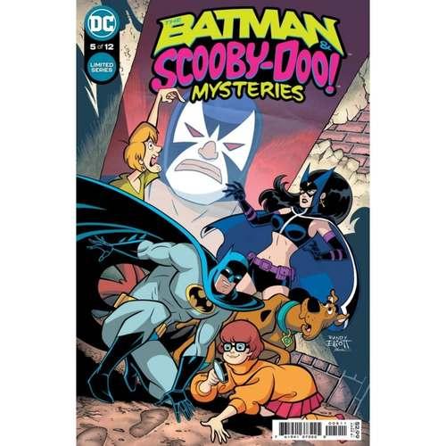 BATMAN & SCOOBY-DOO MYSTERIES #5 (OF 12)