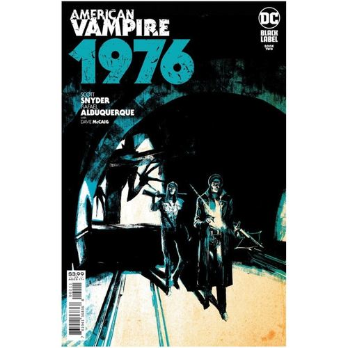 AMERICAN VAMPIRE 1976 #2 (OF 9) CVR A RAFAEL ALBUQUERQUE (MR)
