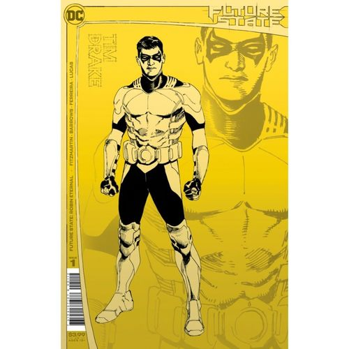FUTURE STATE ROBIN ETERNAL #1 (OF 2) Second Printing