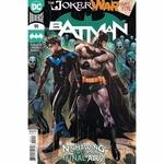 BATMAN 99 CVR A JORGE JIMENEZ JOKER WAR