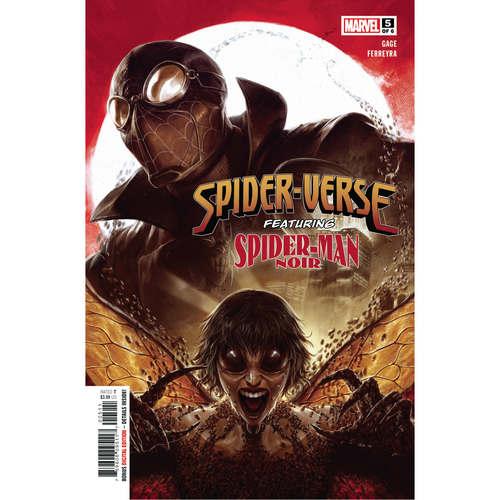 SPIDER-VERSE 5 OF 6