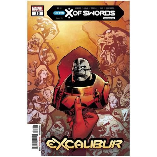 EXCALIBUR #15 XOS