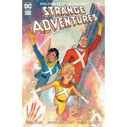 STRANGE ADVENTURES #6 (OF 12) CVR B EVAN DOC SHANER VAR (MR)
