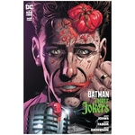 BATMAN THREE JOKERS #3 (OF 3) PREMIUM VAR H STAND-UP COMEDIAN (MR)