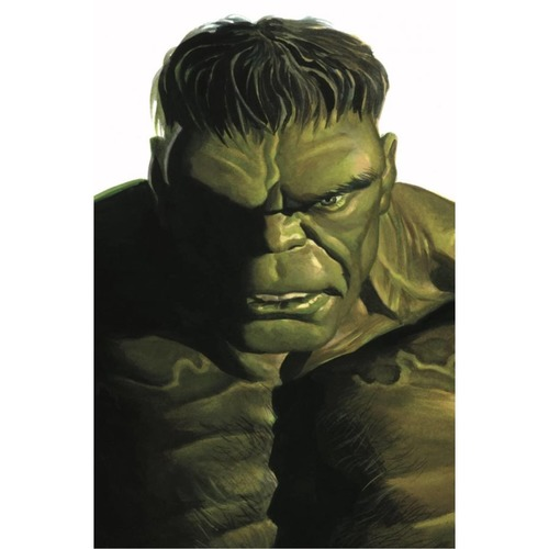 IMMORTAL HULK 37 ALEX ROSS HULK TIMELESS VAR