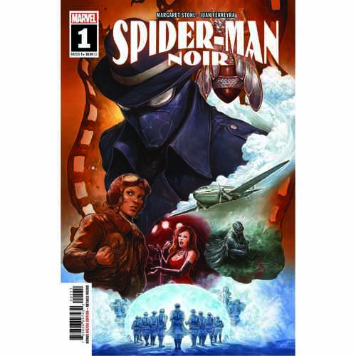 SPIDER-MAN NOIR 1 OF 5