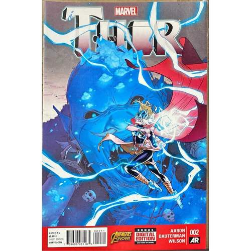 THOR #2 NM CONDITION